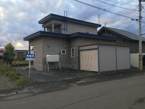 旭川市永山10条1丁目109番12(1番4号)既存住宅